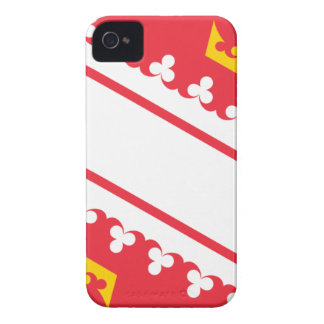 Flag Alsace (France) Drapeau Alsace Flagge Elsass iPhone 4 Cases