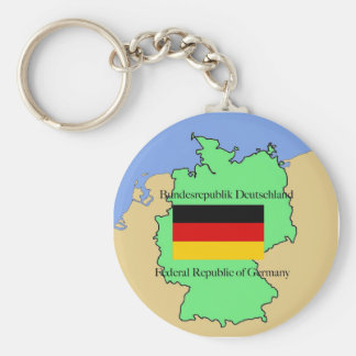 Flag and Map of Czech Republic Case-Mate Case Key Ring