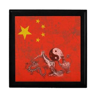 Flag and Symbols of China ID158 Gift Box