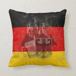 Flag and Symbols of Germany ID152 Cushion