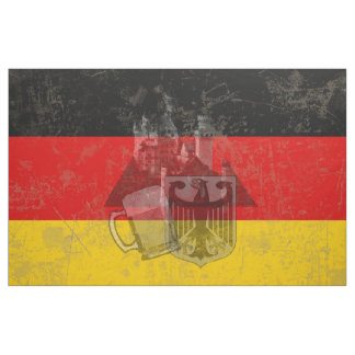 Flag and Symbols of Germany ID152 Fabric