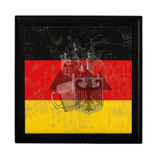 Flag and Symbols of Germany ID152 Gift Box