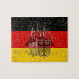 Flag and Symbols of Germany ID152 Jigsaw Puzzle