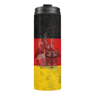 Flag and Symbols of Germany ID152 Thermal Tumbler