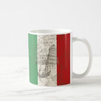 Flag and Symbols of Italy ID157 Coffee Mug