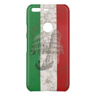 Flag and Symbols of Italy ID157 Uncommon Google Pixel Case