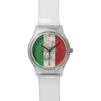 Flag and Symbols of Italy ID157 Watch