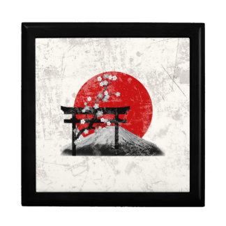 Flag and Symbols of Japan ID153 Gift Box