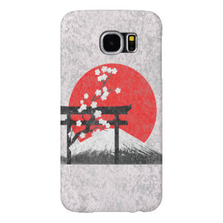 Flag and Symbols of Japan ID153 Samsung Galaxy S6 Cases
