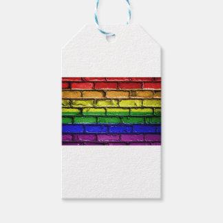 Flag Banner Gay LGBT Gift Tags
