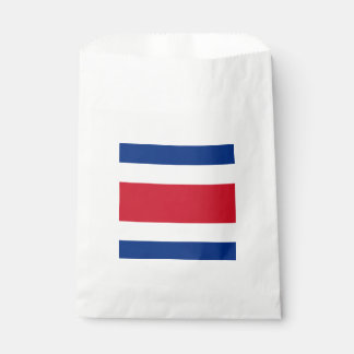 Flag: Costa Rica Favour Bags
