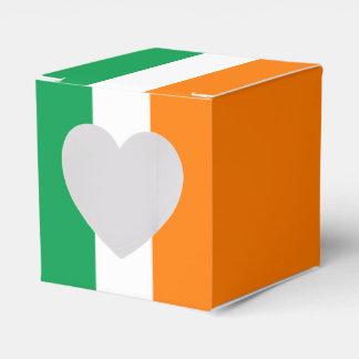 Flag Favour Box