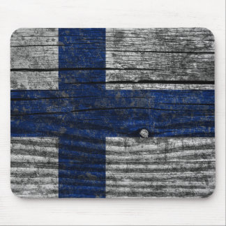 Flag - Finland Mouse Pad