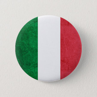 Flag for Italy Button