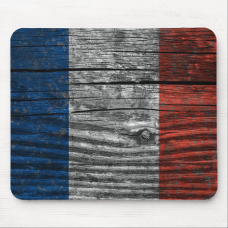 Flag - France Mouse Pad