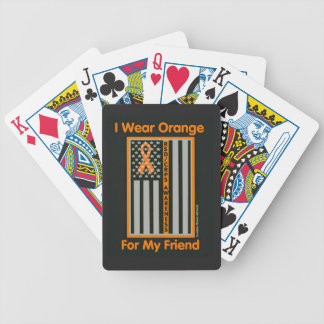 Flag/Friend...RSD/CRPS Bicycle Playing Cards