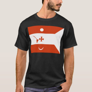 Flag from First Serbian Uprising (1807) T-Shirt