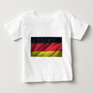 flag-germany- baby T-Shirt