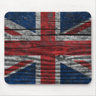 Flag - Great Britain Mouse Pad