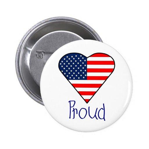 flag-heart-proud-zazzle buttons