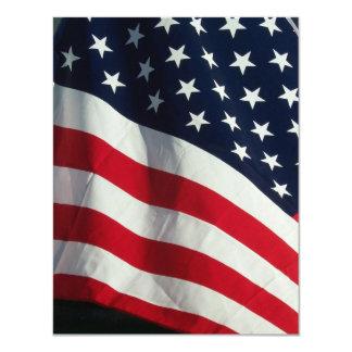 Flag Invitation