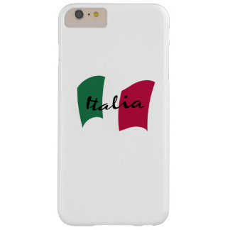 Flag  Italy Italian National Country Barely There iPhone 6 Plus Case