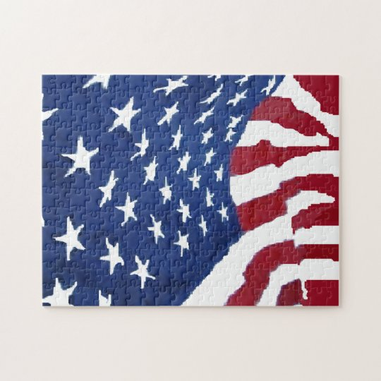 FLAG JIGSAW PUZZLE