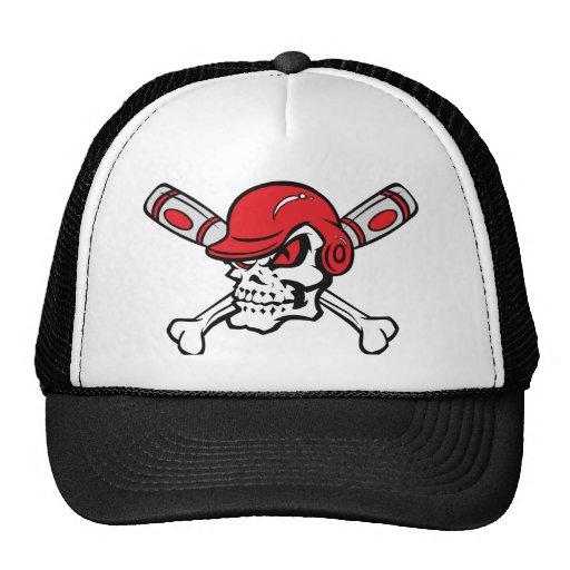 flag jolly batter mesh hats