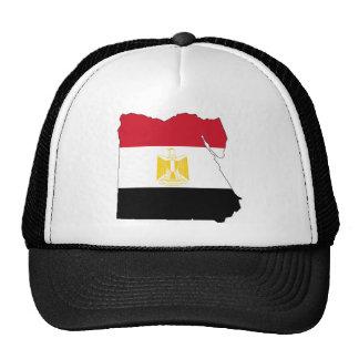 Flag/Map of Egypt Cap