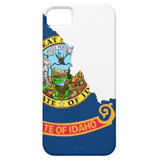 Flag Map Of Idaho iPhone 5 Case
