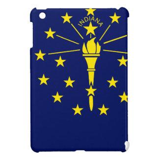 Flag Map Of Indiana iPad Mini Case