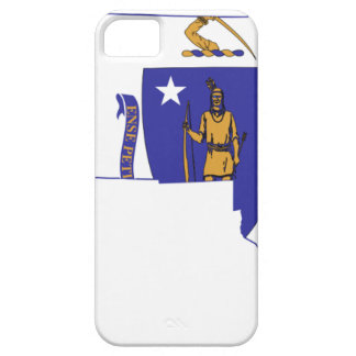 Flag Map Of Massachusetts iPhone 5 Covers