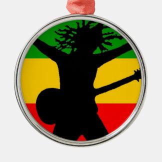 Flag Metal Ornament