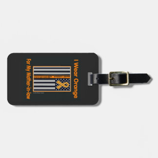 Flag/Mother-in-law...RSD/CRPS Luggage Tag
