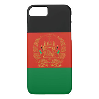 Flag of Afghanistan iPhone 8/7 Case