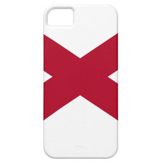 Flag Of Alabama Barely There iPhone 5 Case