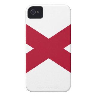Flag Of Alabama iPhone 4 Case-Mate Cases