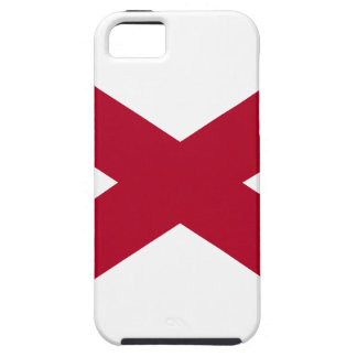 Flag Of Alabama iPhone 5 Case