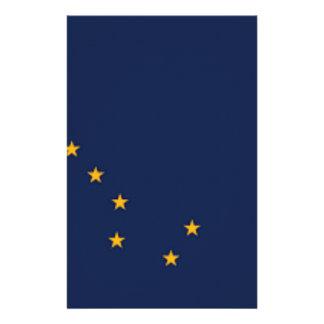 Flag Of Alaska Stationery