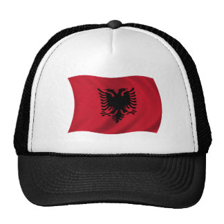 Flag of Albania Cap