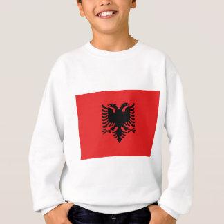 Flag of Albania - Flamuri i Shqipërisë Sweatshirt