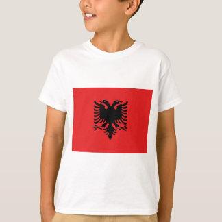 Flag of Albania - Flamuri i Shqipërisë T-Shirt