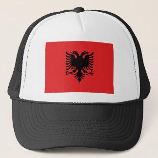 Flag of Albania - Flamuri i Shqipërisë Trucker Hat