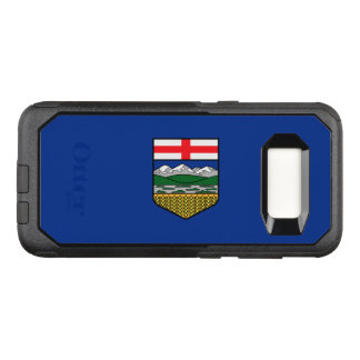 Flag of Alberta Samsung OtterBox Case