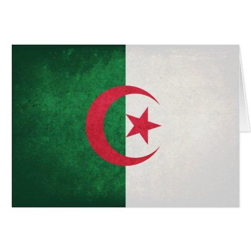 Flag of Algeria Cards