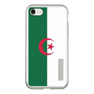 Flag of Algeria Silver iPhone Case