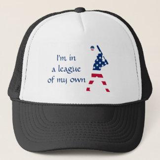 Flag of America Baseball American Trucker Hat