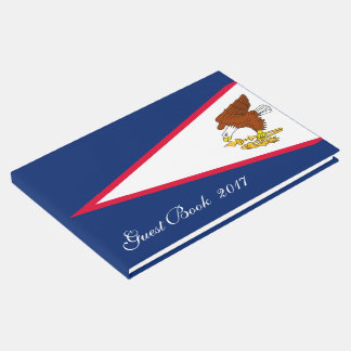 Flag of American Samoa Guest Book