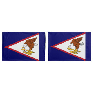 Flag of American Samoa Pillowcase