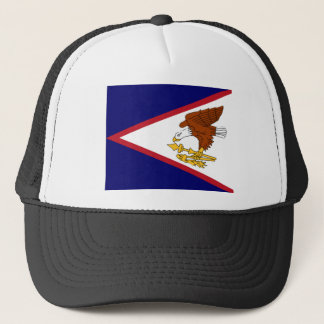 Flag of American Samoa Trucker Hat